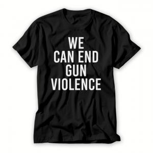 Gun Violence T shirt