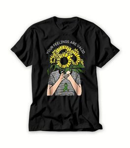 Your feelings are valid T Shirt