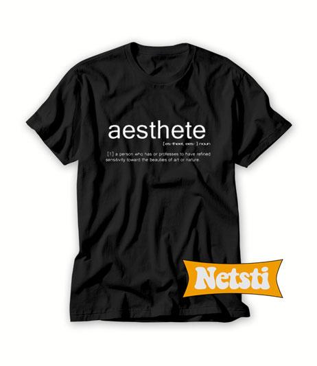 Aesthete Chic Fashion T Shirt