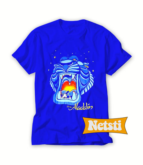 Disney aladdin cave of wonders T Shirt