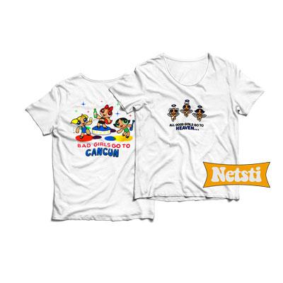 Powerpuff girls Chic Fashion T Shirt