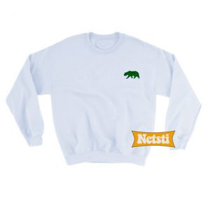 Bear Chic Fashion Sweatshirt