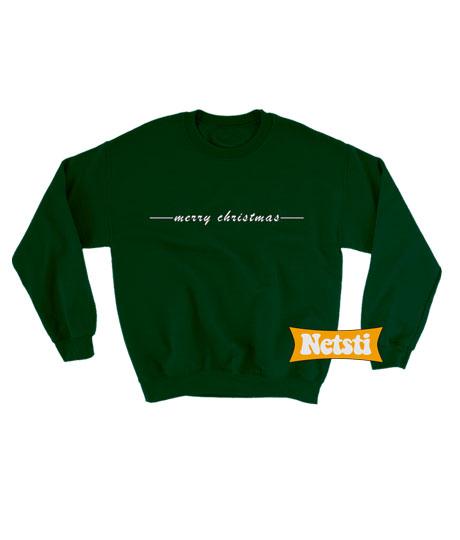 Merry Christmas Ugly Christmas Sweatshirt