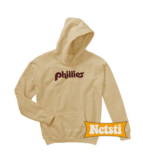 Phillies Chic Fashion Hoodie