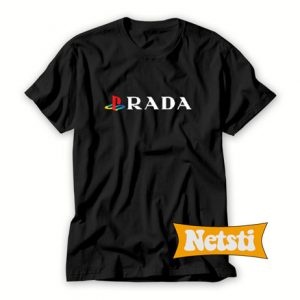 Playstation Prada Chic Fashion T Shirt