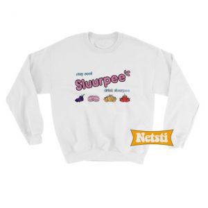 Stay Cool Sluurpee Chic Fashion Sweatshirt