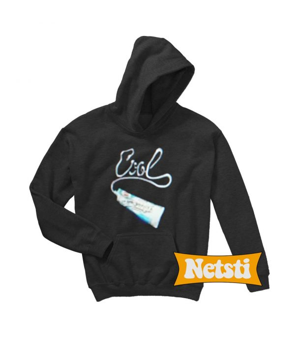 Toothpaste Chic Fashion Hoodie