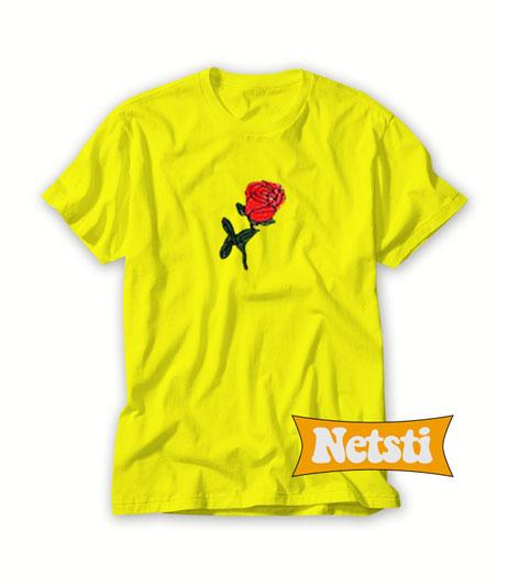 Rose Chic Fashion T Shirt