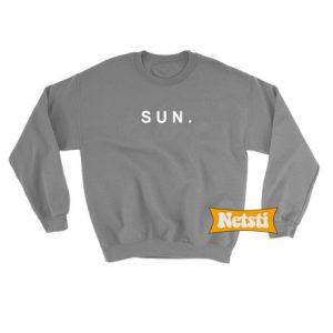SUN Chic Fashion Sweatshirt