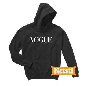Vogue Chic Fashion Hoodie