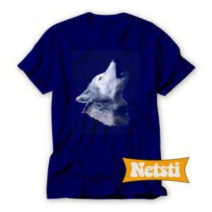 Wolf Chic Fashion T Shirt