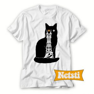 Barad Purr Chic Fashion T Shirt