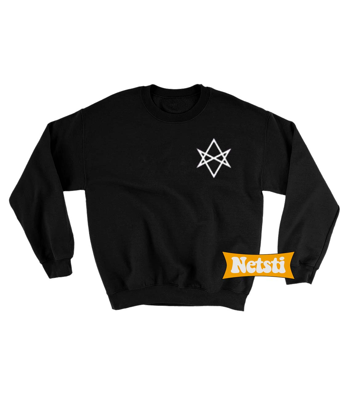 Bring Me The Horizon Symbol Chic Fashion Sweatshirt Netsti Chic Fashion And Clothing Shop