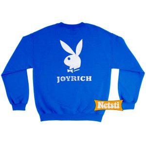 Joyrich X Playboy Chic Fashion Sweatshirt