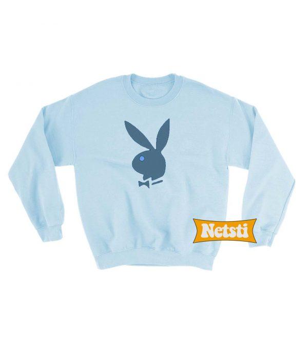 Playboy Bunny Chic Fashion Sweatshirt