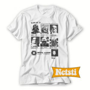 Star Wars Class Of 77 Chic Fashion T Shirt