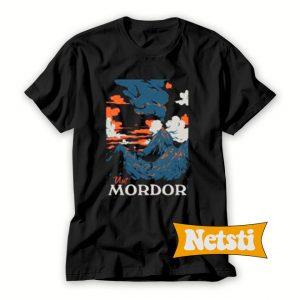 Visit Mordor Chic Fashion T Shirt
