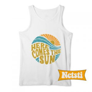 Here comes the sun Chic Fashion Tank Top