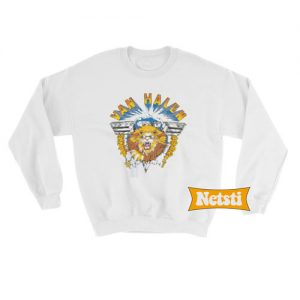 Van Halen Lion Chic Fashion Sweatshirt
