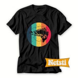 Bass Fishing Chic Fashion T Shirt