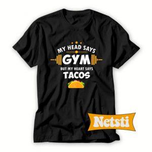 Taco Lover Chic Fashion T Shirt