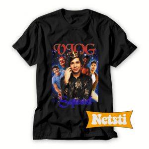 Vlog Squad Chic Fashion T Shirt