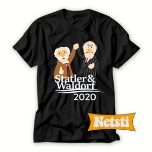 Statler & Waldorf 2020 Chic Fashion T Shirt