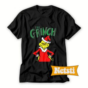 The Grinch Chic Fashion T Shirt