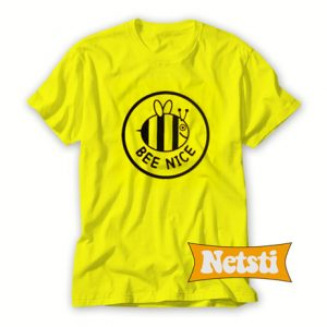 Bee Nice Chic Fashion T Shirt