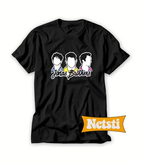 Jonas Brother Fans Chic Fashion T Shirt