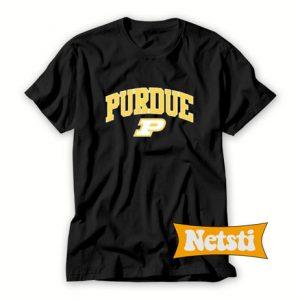 Purdue P Chic Fashion T Shirt