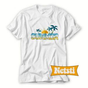 Summer Chic Fashion T Shirt