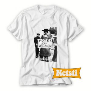 Votes For Women Chic Fashion T Shirt
