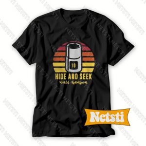 10mm socket hide and seek Chic Fashion T Shirt