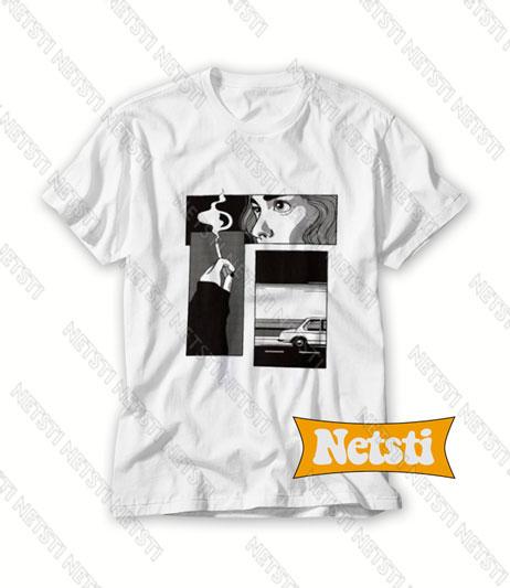 Comic Nu Goth Chic Fashion T Shirt