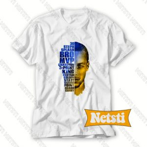 Summer For Stephen Curry Chic Fashion T Shirt