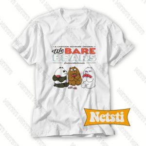 We bare bears Chic Fashion T Shirt