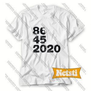 86 45 2020 Chic Fashion T Shirt