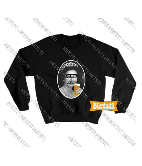 God Save On Beer Chic Fashion Sweatshirt