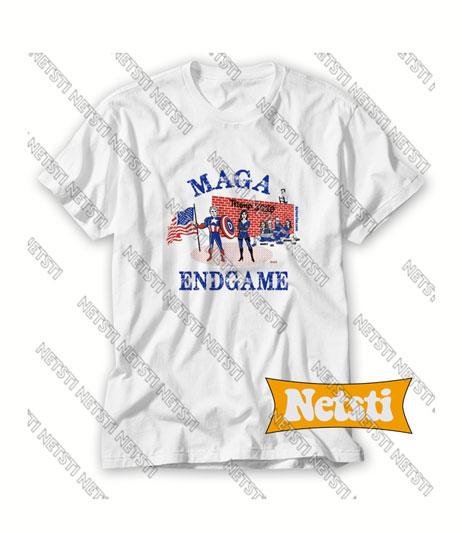 Maga endgame trump 2020 Chic Fashion T Shirt