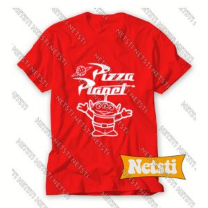 Pizza Planet Alien Chic Fashion T Shirt