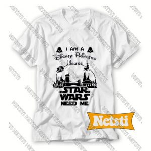 Star Wars Need Me Chic Fashion T Shirt
