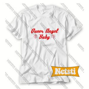 Queer Angel Baby Chic Fashion T Shirt