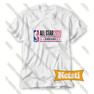 All Star weekend 2020 Chicago Chic Fashion T Shirt