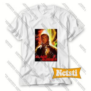 Blade Runner Harrison Ford Chic Fashion T Shirt