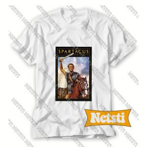 Kirk Douglas Spartacus Chic Fashion T Shirt