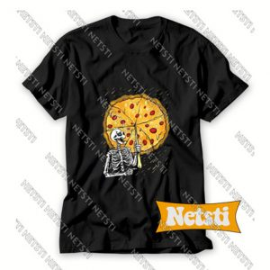 Pizza Before Rain Chic Fashion T Shirt