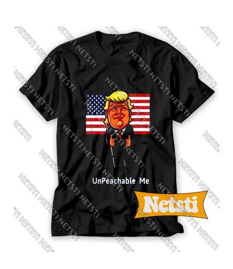 Unpeachable me trump