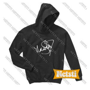 Max von Sydow signature Chic Fashion Hoodie