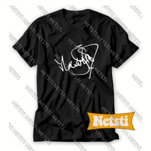 Max von Sydow signature Chic Fashion T Shirt